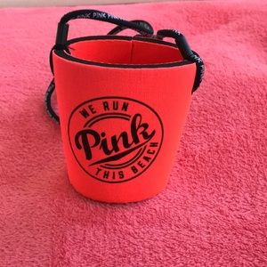 New VS Pink Koozie